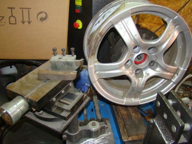 Покраска дисков, ремонт автодисков